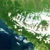 Фотографии кавказа крыма из космоса
